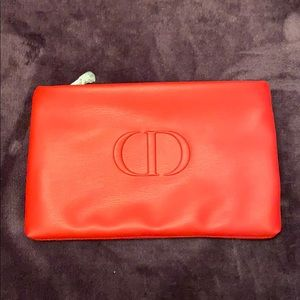 Christian Dior Makeup Bag NWOT